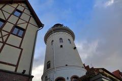 Kaliningrad lighthouse, Russia royalty free stock photos
