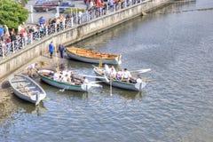 Kaliningrad. Regatta Royalty Free Stock Images