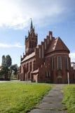 The Kaliningrad Regional Philharmonic Hall Royalty Free Stock Image