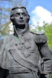 KALININGRAD ROSJA, MAJ, - 03, 2015: Rzeźbiony portret c Zdjęcia Stock