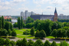 Kaliningrad Royalty Free Stock Photos