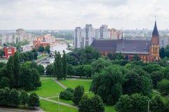 Kaliningrad Royalty Free Stock Photo