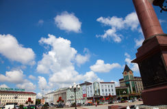 Kaliningrad, Russia. Royalty Free Stock Photography