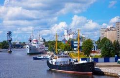 Kaliningrad, Russia. Royalty Free Stock Images