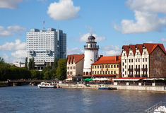 Kaliningrad, Russia. Stock Photography