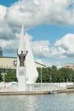 Kaliningrad Russland. Im Juni 2010 Stockbilder