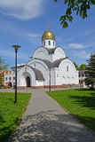 Kaliningrad.  Temple of the Saint apostle Andrew the First-Calle Stock Photo