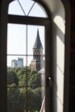 Kaliningradkathedraal stock foto