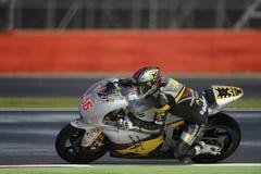 Kalio de Mika, moto 2, 2012 Foto de archivo libre de regalías
