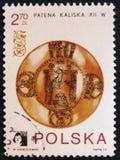 Kaliska XII di Patena e guarnizione di gnosi, serie, circa 1973 Fotografie Stock