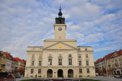 Kalisz museum Arkivfoton
