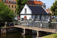 Kalisz, Pologne Photo stock