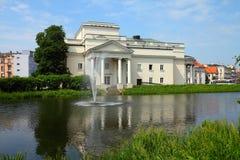 Kalisz, Pologne Photographie stock libre de droits