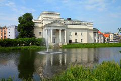 Kalisz, Polonia Fotografia Stock Libera da Diritti