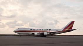 KALITTA AIR Royalty Free Stock Photography