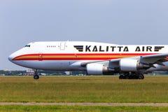 Kalitta Air Boeing 747 Arkivfoto