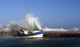 Kalk Bay Royalty Free Stock Image