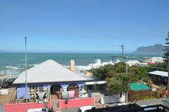 Kalk bay beach Capetown Stock Images