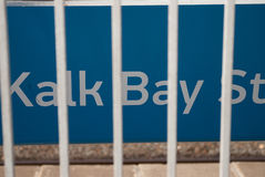 Kalk Bay, Cape Town, South Africa Royalty Free Stock Photo