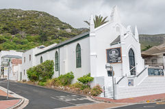 Kalk Bay dinner theatre Royalty Free Stock Images