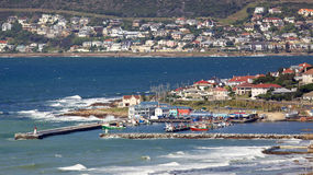 Kalk Bay Harbour Stock Photography