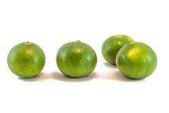 Kalk Vers fruit Stock Foto's