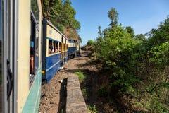 Kalka-Shimla toy train Stock Images
