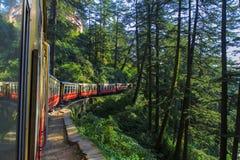 Free Kalka To Simala Toy Train. Royalty Free Stock Photos - 71113388