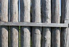 Kalkar palissaden på Vielbrunn Royaltyfria Foton