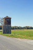 Kalkar watchtoweren på Vielbrunn Fotografering för Bildbyråer