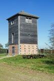 Kalkar watchtoweren på Vielbrunn Royaltyfri Foto