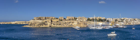 Kalkara Point Royalty Free Stock Photos