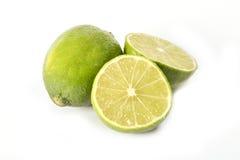 Kalkfrüchte Lizenzfreie Stockfotos