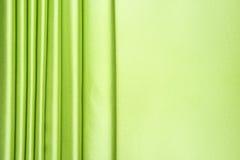 Kalkgrünsatin stripes Muster Stockbild