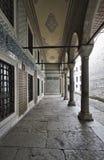 kalkon för istanbul slotttopkapi Fotografering för Bildbyråer