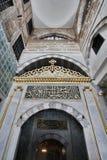 kalkon för istanbul slotttopkapi Royaltyfri Fotografi