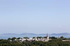 kalkon för istanbul slotttopkapi Royaltyfri Bild