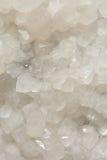 Kalkspaatmijn in witte kleur Royalty-vrije Stock Afbeeldingen