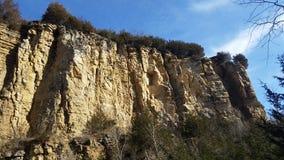 Kalksteen Bluffs Royalty-vrije Stock Afbeeldingen