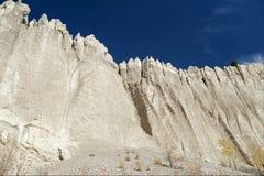 Kalksteen culmns Stock Fotografie
