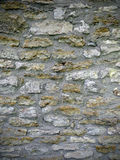 Kalksteen en Mortiermuur Royalty-vrije Stock Afbeelding