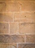 Kalkstein-Block-Wand Lizenzfreie Stockfotografie