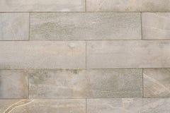Kalkstein-Block-Wand-Hintergrund Stockbilder