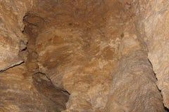 Kalkstein im Steinbruch Lizenzfreie Stockfotografie