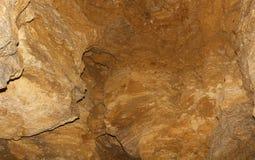 Kalkstein im Steinbruch Lizenzfreie Stockbilder
