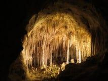 Kalksteine im Karlsbad-Höhlen-Nationalpark Lizenzfreies Stockfoto