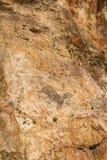 Kalksteinfelsenbeschaffenheit Lizenzfreies Stockbild
