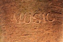 Kalksteinwand Lizenzfreie Stockbilder