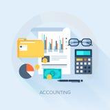 kalkulatorów biznesowe pomysły pieniądze Obraz Stock
