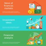 kalkulatorów biznesowe pomysły pieniądze Wiadomość rynki, inwestycja ilustracji